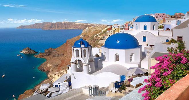 6d 5n Athens Santorini Dream Tour